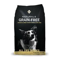 Diamond Naturals Grain Free Chicken and Sweet Potato Dry Dog Food