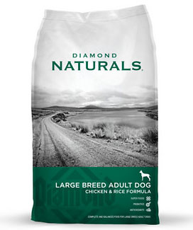 Diamond Naturals Large Breed Adult