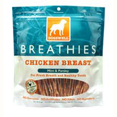 Dogswell Chicken Breathies