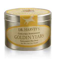 Dr Harveys Golden Years Dog Supplement