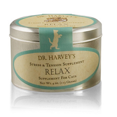 Dr Harveys Relax and Stress for Cats