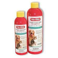 Durvet No Bite Flea and Tick Shampoo