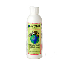 Earthbath Conditioning Shampoo for All Small Animals