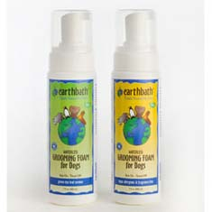 EarthBath Dog Grooming Foam