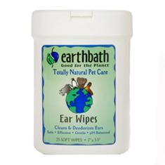 Earthbath Ear Wipes