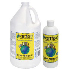 EarthBath Hypo Allergenic Shampoo