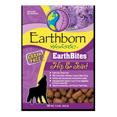 Earthborn Holistic EarthBites Hip and Joint Treats
