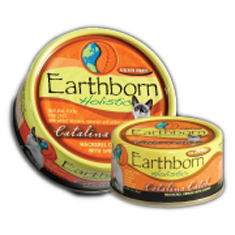 Earthborn Holistic Grain Free Catalina Catch Canned Cat Food