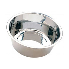 Ethical Pet Mirror Finish Stainless Steel Bowl