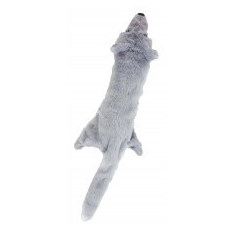 Ethical Products Skinneeez Big Bite Wolf Toy