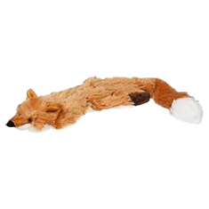 Ethical Products Skinneeez Plush Fox Toy