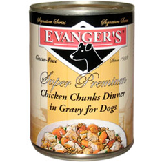 Evangers Signature Series Chicken Chunks