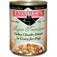 Evangers Signature Series Turkey Chunks