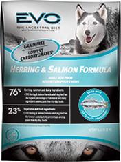 EVO Herring Salmon Formula Dry Dog Food