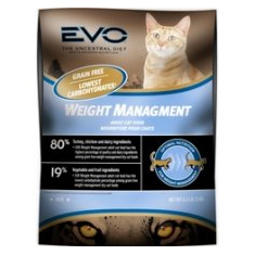 EVO Weight Management Dry Cat Food