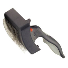 Evolution Self Cleaning Slicker Brush