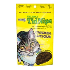 Felidae Tidnips Chicken and Rice Cat Treat