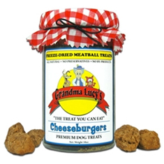 Grandma Lucys Freeze Dried Meatballs Cheeseburger