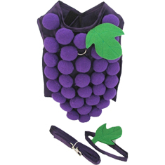 Grape Cluster Costume
