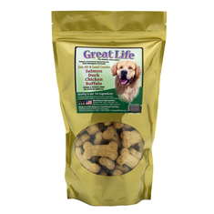 Great Life Dr WooFrs Combo Dog Biscuit