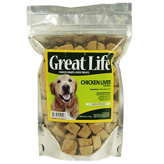 Great Life Freeze Dried Chicken Liver