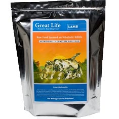 Great Life Lamb Dog Food