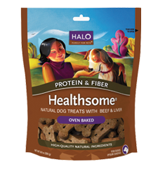 Halo Liv a Littles Healthsome Beef and Liver Biscuits