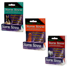HomeoPet Pro Storm Stress