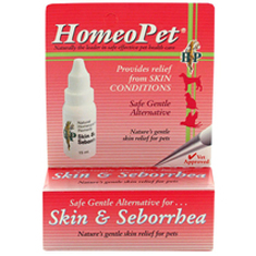 HomeoPet Skin and Seborrhea