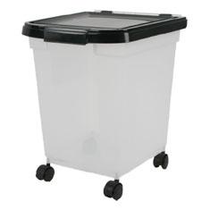 IRIS 33 QT Airtight Nesting Food Storage Container MP 350
