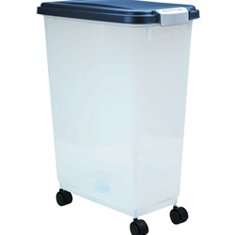 IRIS 47 QT Airtight Storage Container MP10
