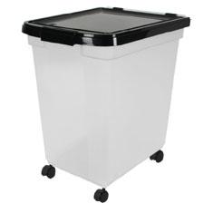 IRIS 65 QT Airtight Nesting Food Storage Container MP 400