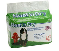 IRIS Neat n Dry Floor Protection and Training Pads XLarge