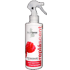 Isle of Dogs Red Berries and Champagne Replascent Spray