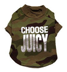 Juicy Couture Choose Juicy Pink Camo