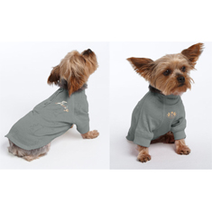 Juicy Couture Pointelle Dog Pajamas