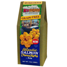 K9 Granola Factory Grain Free Salmon with Coconut Crunchers