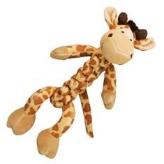 Kong Braidz Safari Giraffe Dog Toy