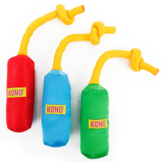 Kong Funster Cylinder Dog Toy
