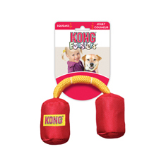 Kong Funster Double Cylinder Dog Toy