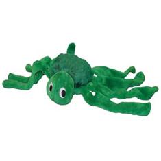 Kyjen Spunky the Spider Dog Toy