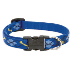 Lupine Pet Dapper Dog Collar