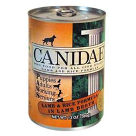 Canidae Lamb and Rice