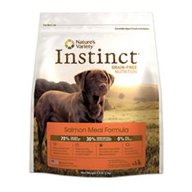 Natures Variety Instinct Salmon Meal Formula