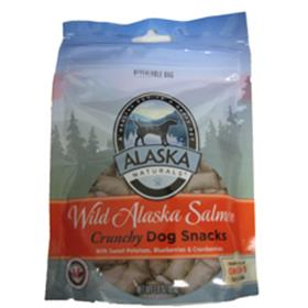 Alaska Naturals Salmon Crunchy Dog Snacks