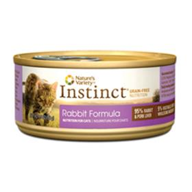 Natures Variety Instinct Rabbit Formula Canned Cat Food