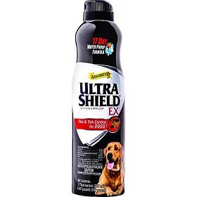 Absorbine UltraShield EX Insecticide Repellent Flea Tick Control For Dogs