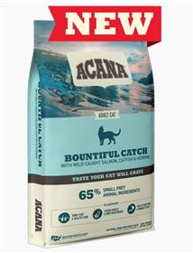 Acana Bountiful Catch Adult Cat Food