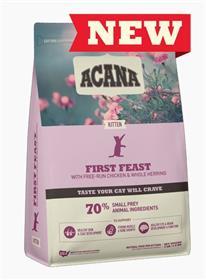 Acana First Feast Kitten Cat Food