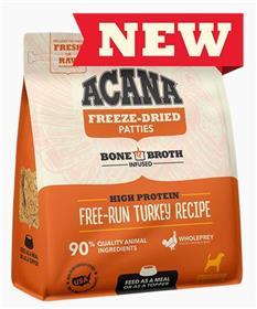 Acana Freeze Dried Food Duck Recipe Free Run Turkey Recipe